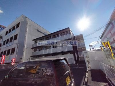 【外観】シティーコア高井田Ⅱ
