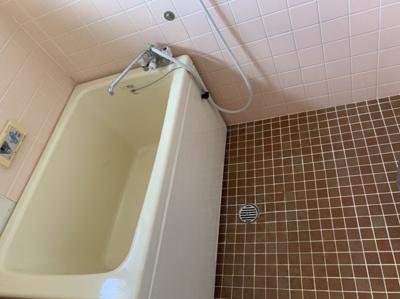 【浴室】メゾンウエスギⅠ