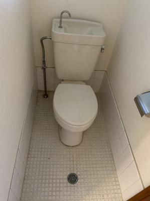 【トイレ】メゾンウエスギⅠ