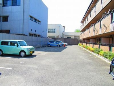【駐車場】コンフォール