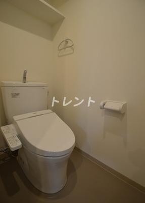 【トイレ】ウィスト新宿【Wist新宿】