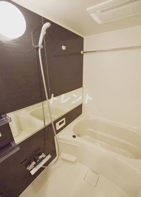 【浴室】ルネサンスコート秋葉原