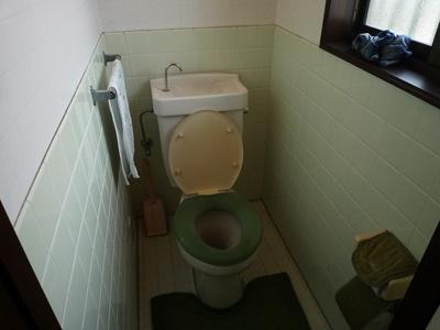 【トイレ】石田南一丁目4番16号