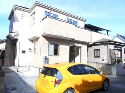 岩槻駅徒歩16分・駐車場2台・南向き・4LDKとワイドバルコニー・WIC付・岩槻小・岩槻中・