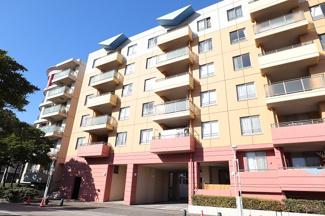 パティオス18番街 全119戸のマンションです