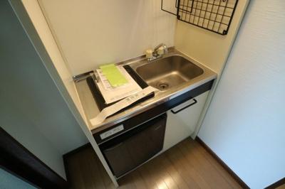 【キッチン】Rinon東山本 105号室