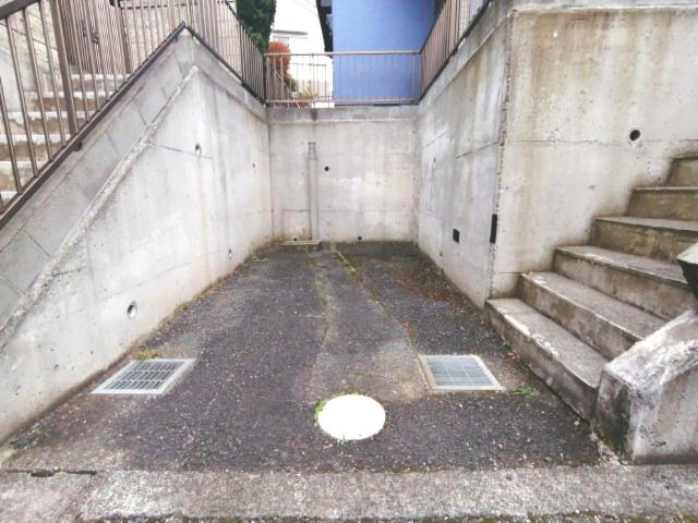 【駐車場】平塚市岡崎戸建住宅