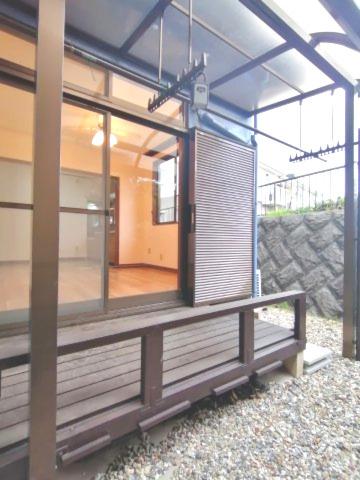 【庭】平塚市岡崎戸建住宅