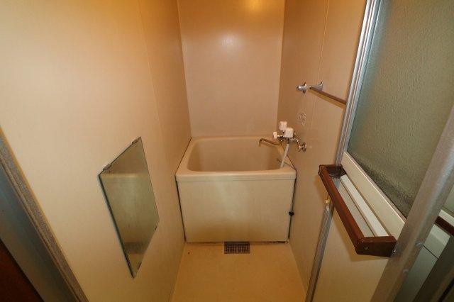 【浴室】コーポ山手