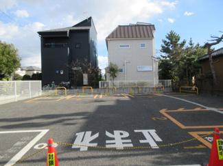 【外観】鵠沼桜が岡3丁目レンタパーキング