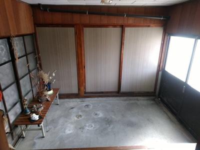 【玄関】伊佐口中古住宅