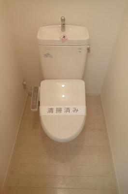 人気のバストイレ別!嬉しいシャワートイレ付です♪
