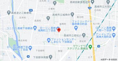 【地図】グレード城南