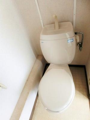 【トイレ】シティハイムヒロA
