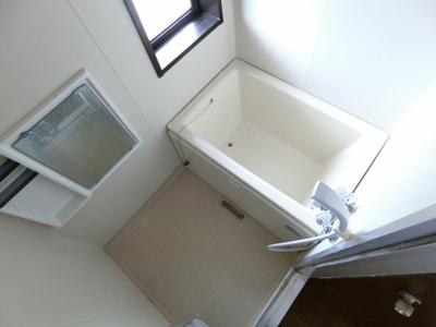 【浴室】シティハイムヒロA