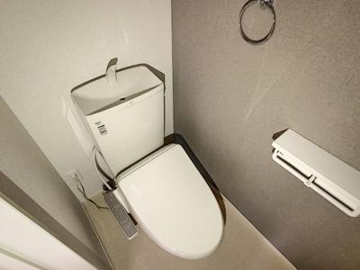 【トイレ】フォーエバー西山 B