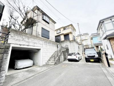 【外観】小田急線「生田」駅 中古一戸建