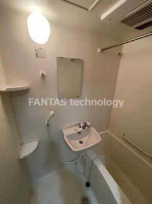 【浴室】スカイコート大森第5