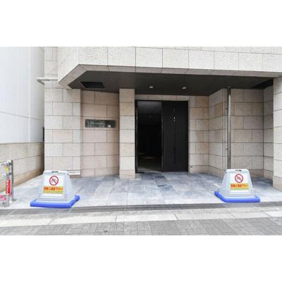 【エントランス】ディームス北堀江
