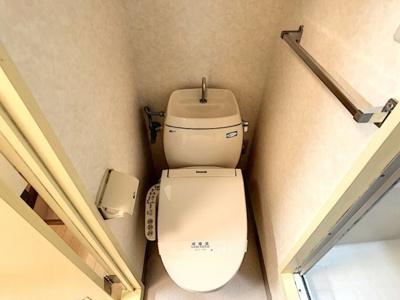 【トイレ】ココール山の口