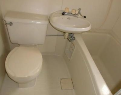 【浴室】リバーサイドシモゴー