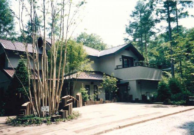 【外観】軽井沢 八風の郷 別荘