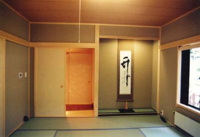 一階の和室です(11畳)