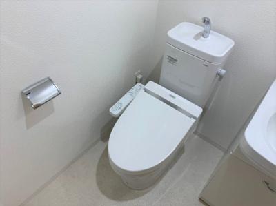 【トイレ】エグゼ天王寺2