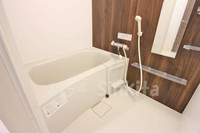 【浴室】ケーティーアイレジデンス三国3