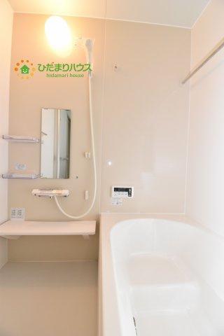 【浴室】北区別所町 4期 新築一戸建て Ricca 01