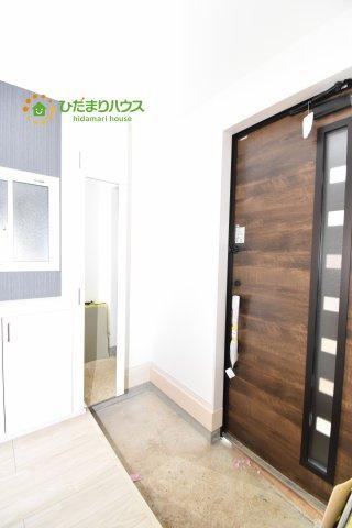 【収納】北区別所町 4期 新築一戸建て Ricca 01