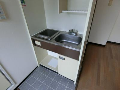 【キッチン】グッドハウス武庫川