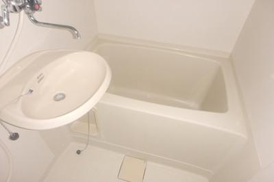 【浴室】元住コアハイツ