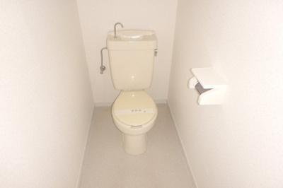 【トイレ】元住コアハイツ