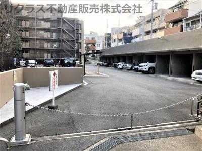 【駐車場】コープ野村青谷