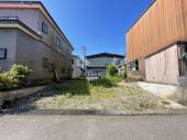 大仙市大曲福見町の住宅用地 40.82坪 大曲小学校区の画像
