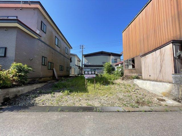 【外観】大仙市大曲福見町の住宅用地 40.82坪 大曲小学校区