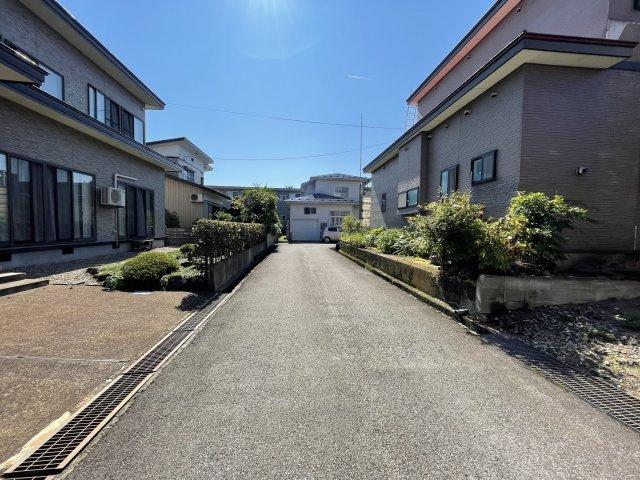 【周辺】大仙市大曲福見町の住宅用地 40.82坪 大曲小学校区
