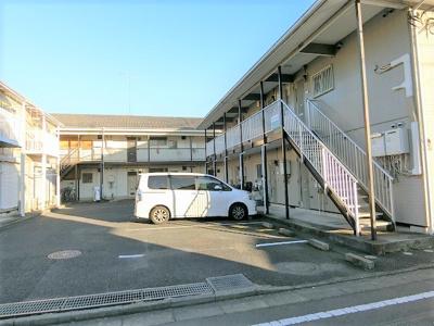 【駐車場】カギナカハイツJ