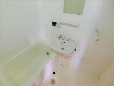 【浴室】カギナカハイツJ