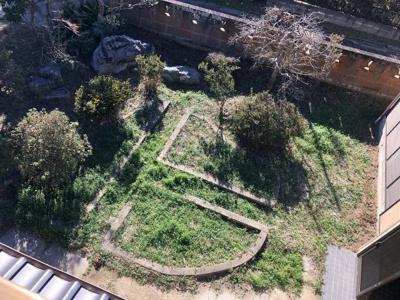 お庭も活用できます