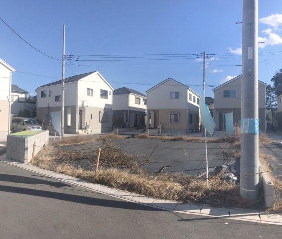 【外観】野田市柳沢 全6区画