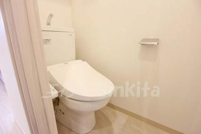 【トイレ】スプランディッド新大阪サウス