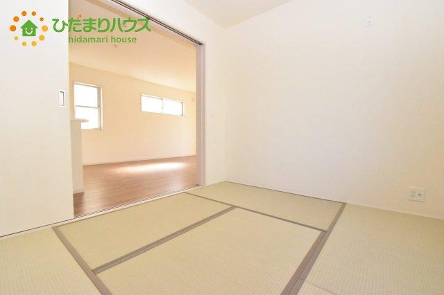 【和室】北本市石戸5丁目 新築一戸建て リーブルガーデン 01