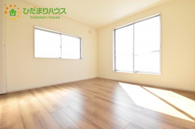 【寝室】北本市石戸5丁目 新築一戸建て リーブルガーデン 01
