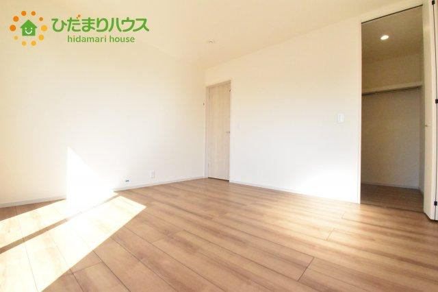 【収納】北本市石戸5丁目 新築一戸建て リーブルガーデン 01