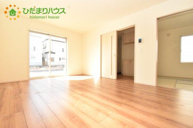 【内装】北本市石戸5丁目 新築一戸建て リーブルガーデン 01