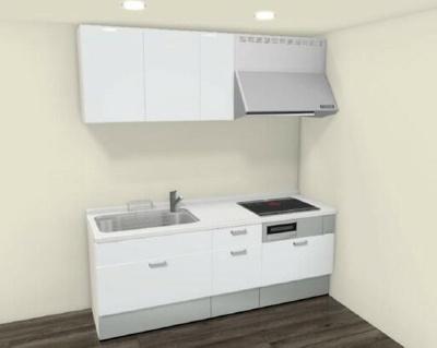【キッチン】ロワールマンション和白5