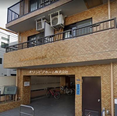【外観】ライオンズマンション亀戸第5 4階 角部屋 仲介手数料無料■