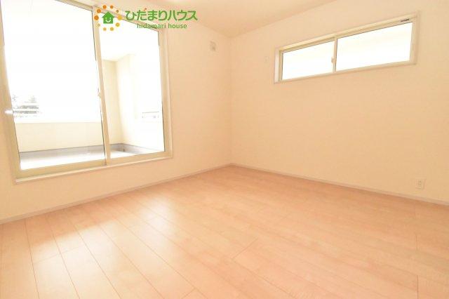 【寝室】北本市石戸5丁目 新築一戸建て リーブルガーデン 04